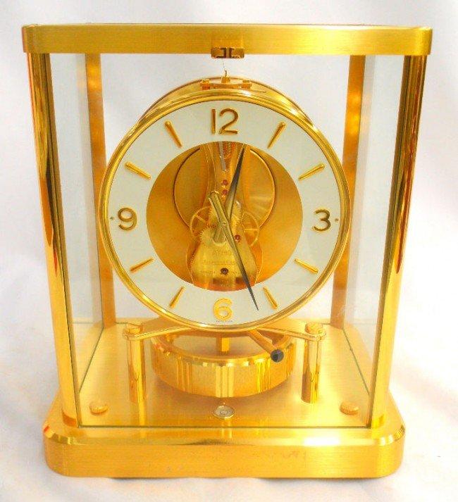 336: Le Coultre Atmos Mantle Clock