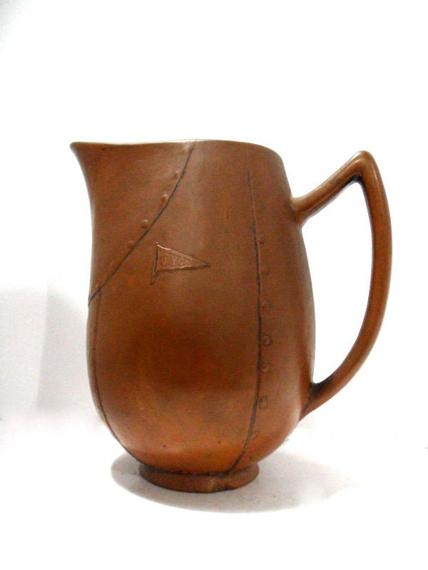 401: Clewell Pottery Pitcher