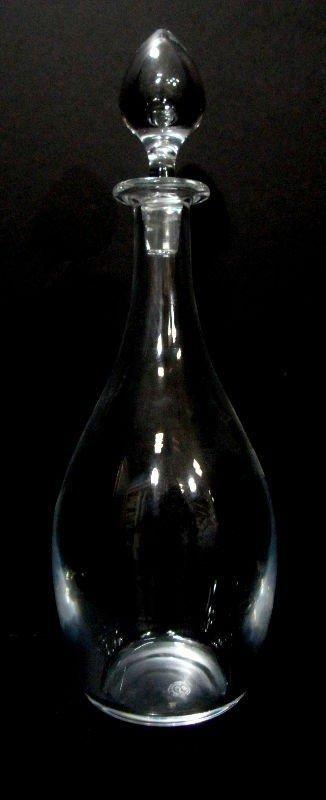 703: Baccarat Crystal Dom Perignon Decanter