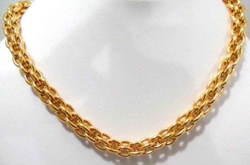 705A: Chopard 18k YG Ladies Necklace