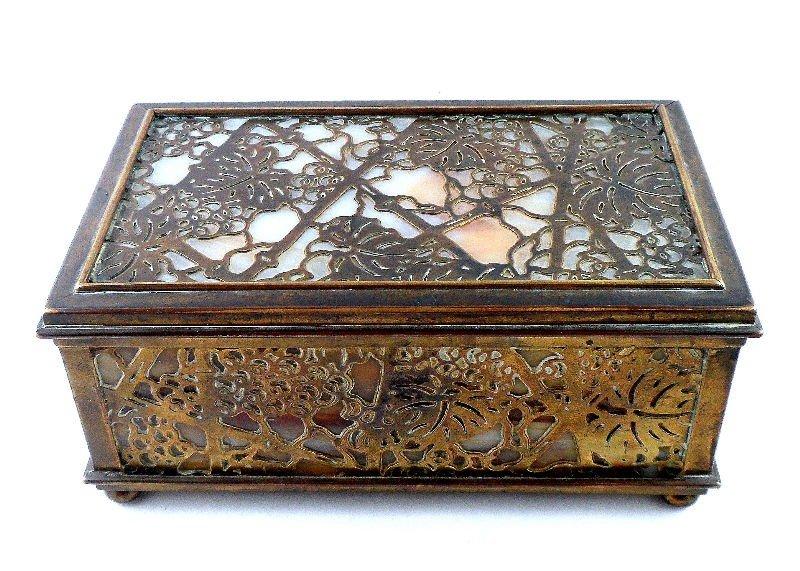 13: Tiffany Studios Cigarette Case