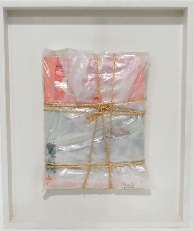 15: Christo Wrapped Magazine