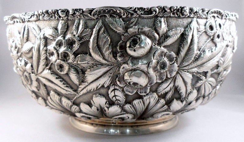 606: Baltimore Sterling Silver Co. Bowl
