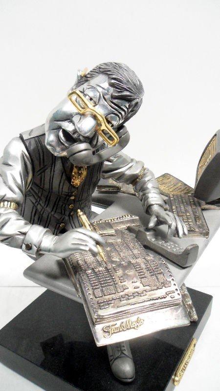 "634A: Frank Meisler Sculpture ""Balancing Act"" - 2"