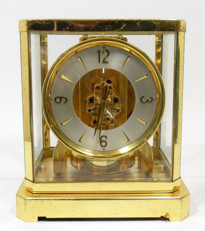 2: Le Coutre Co. Atmos Clock