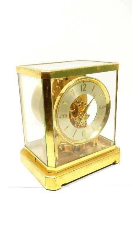 622: Le Coutre Co. Atmos Clock
