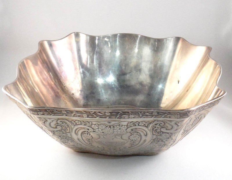 216: Brand-Hier Co. Sterling Silver Bowl