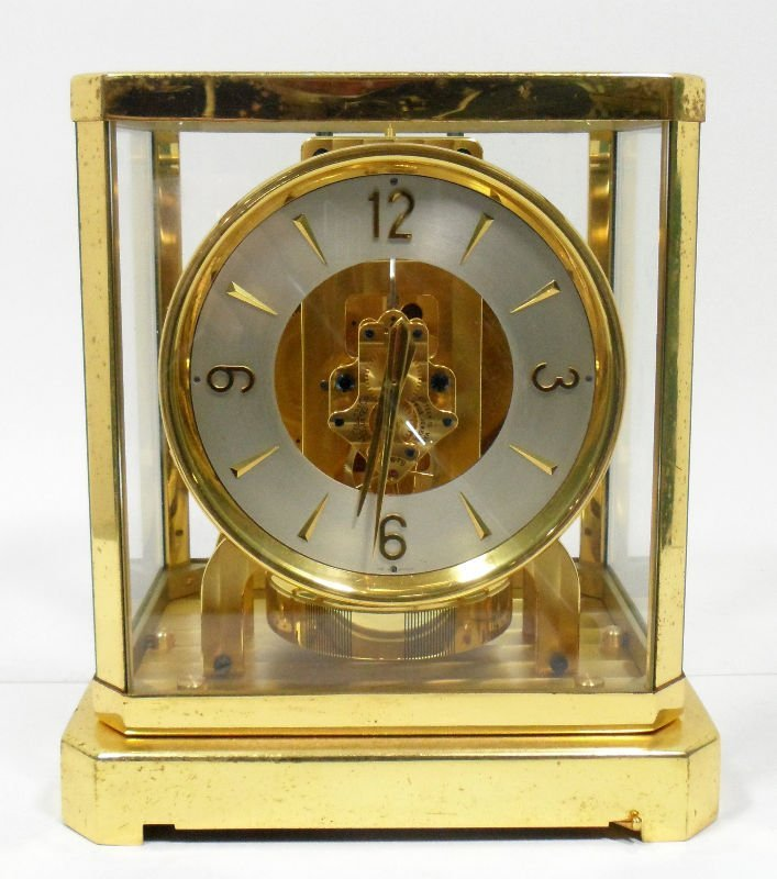 830A: Le Coutre Co. Atmos Clock