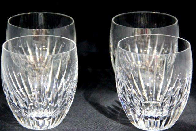 3: Baccarat Crystal Massena Tumblers (4)