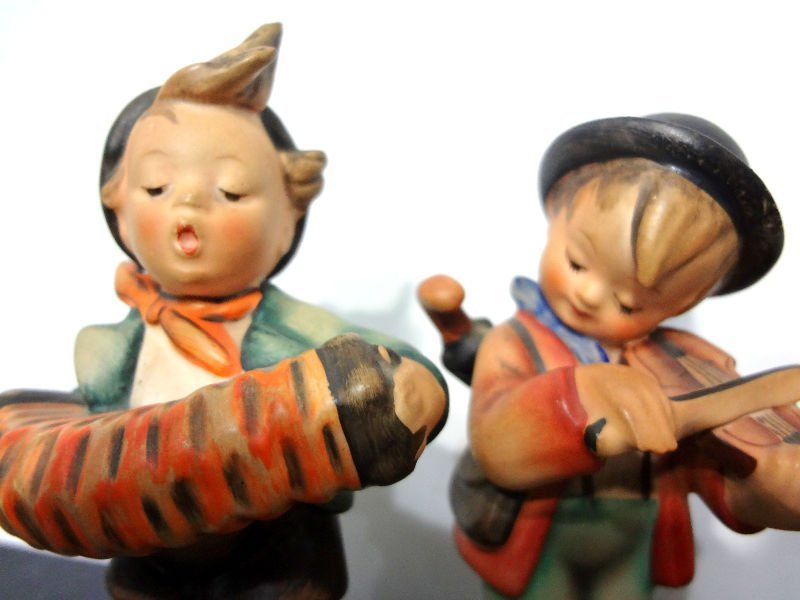 224: Hummel Orchestra Figurines(Collection of 4) - 3