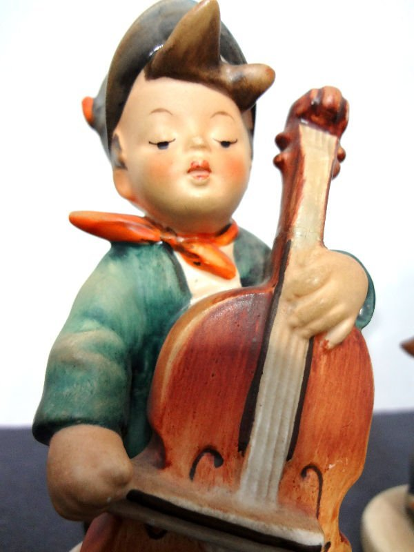 224: Hummel Orchestra Figurines(Collection of 4) - 4