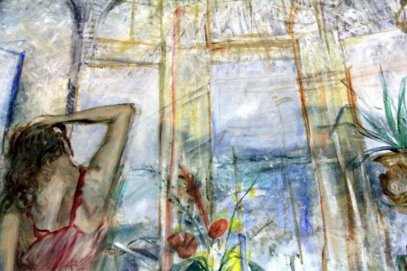 436: Albert Popa Oil Painting On Canvas - 4