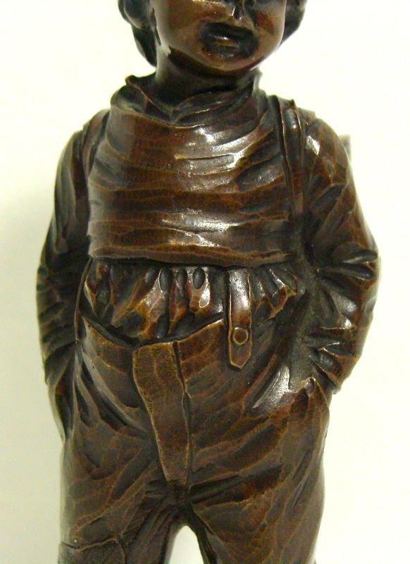 505: Kowal Czewski Bronze Figure - 3