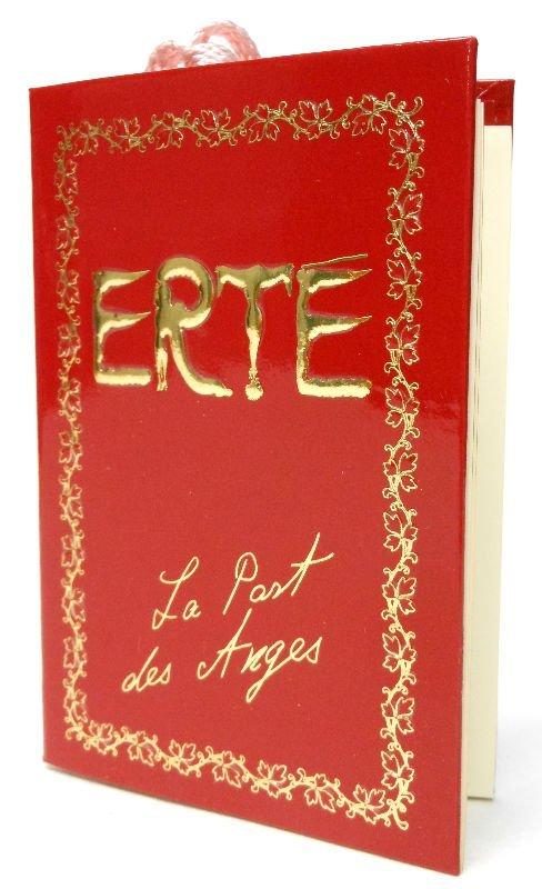 """7: Erte """"The Angel Shares"""" Cognac Bottle - 4"""