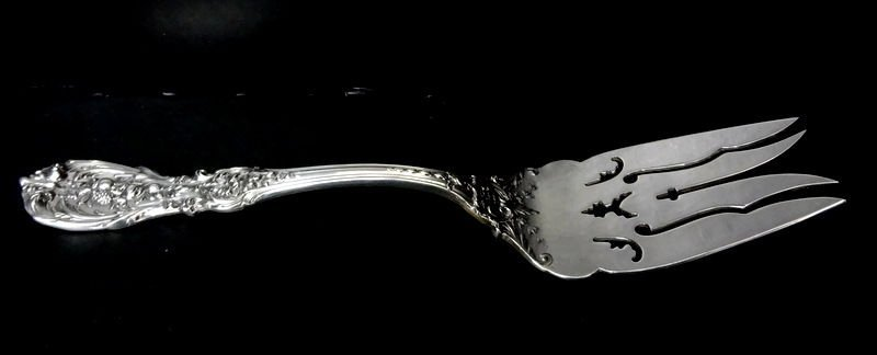 Reed & Barton Francis 1st Sterling Cold Meat Fork