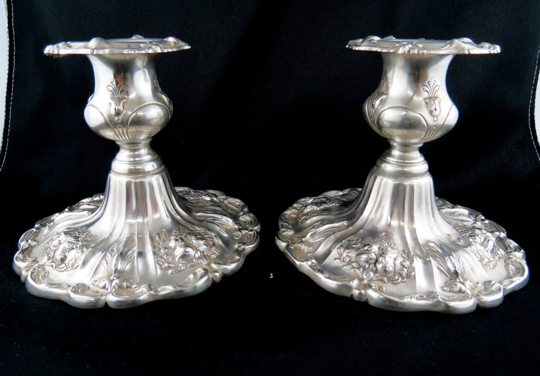 Reed & Barton Francis 1st Sterling Silver Weighted