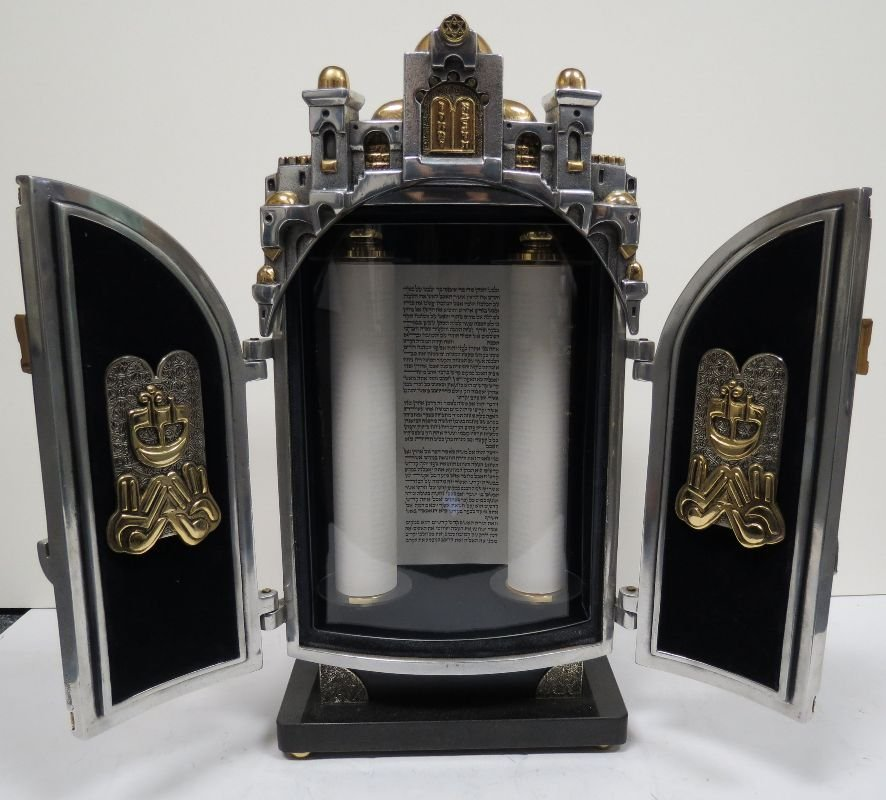 Frank Meisler Torah Shrine (Model B360) - 3