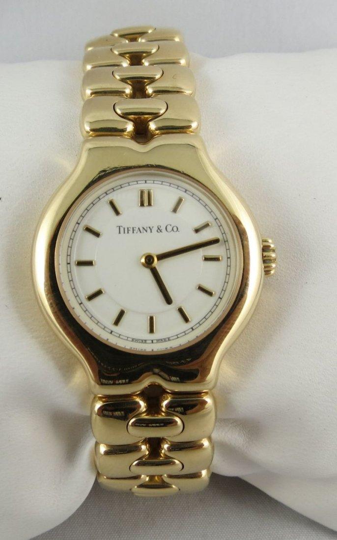 Ladies Tiffany & Co. Watch
