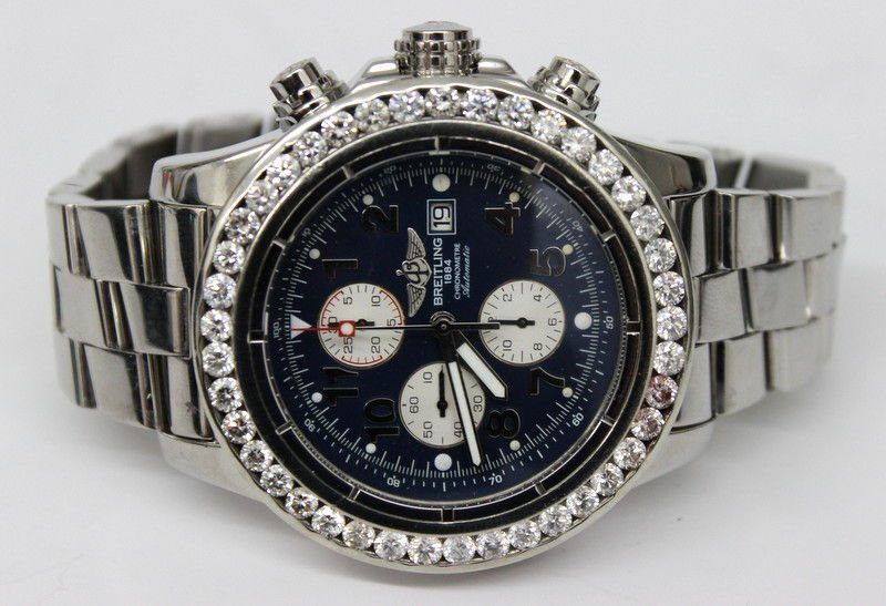 Breitling 1884 Chronometre Automatic Men's Watch