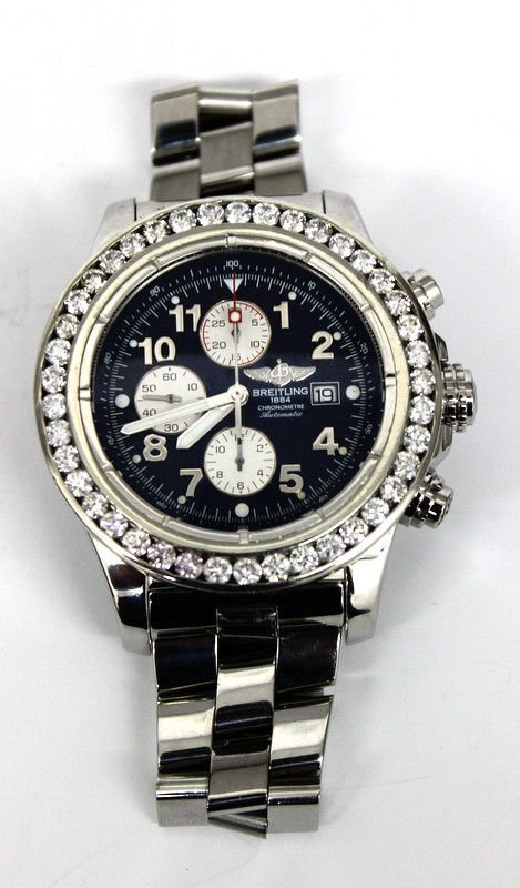 Breitling 1884 Chronometre Automatic Men's Watch - 2