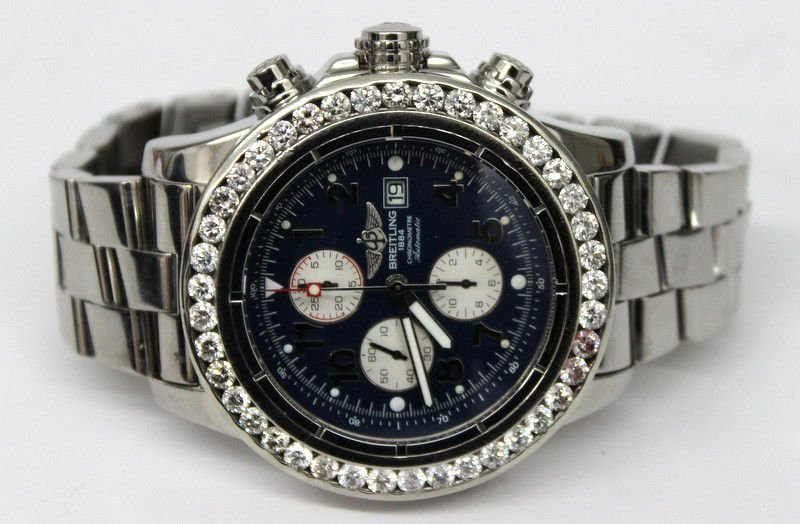 Breitling 1884 Chronometre Automatic Men's Watch - 3