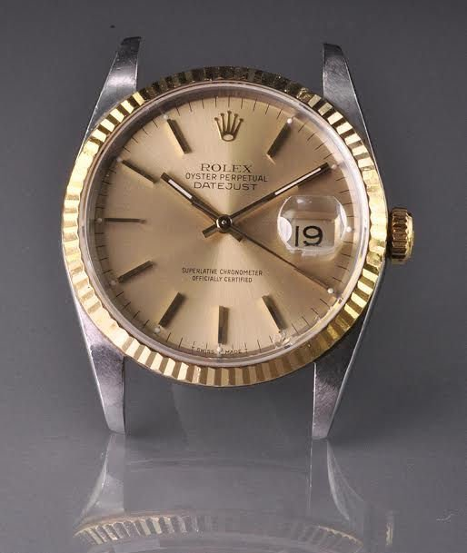 Men's Rolex Two-Tone Datejust Watch