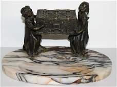 C Kauba Carl Kauba Austrian 18651922 Bronze