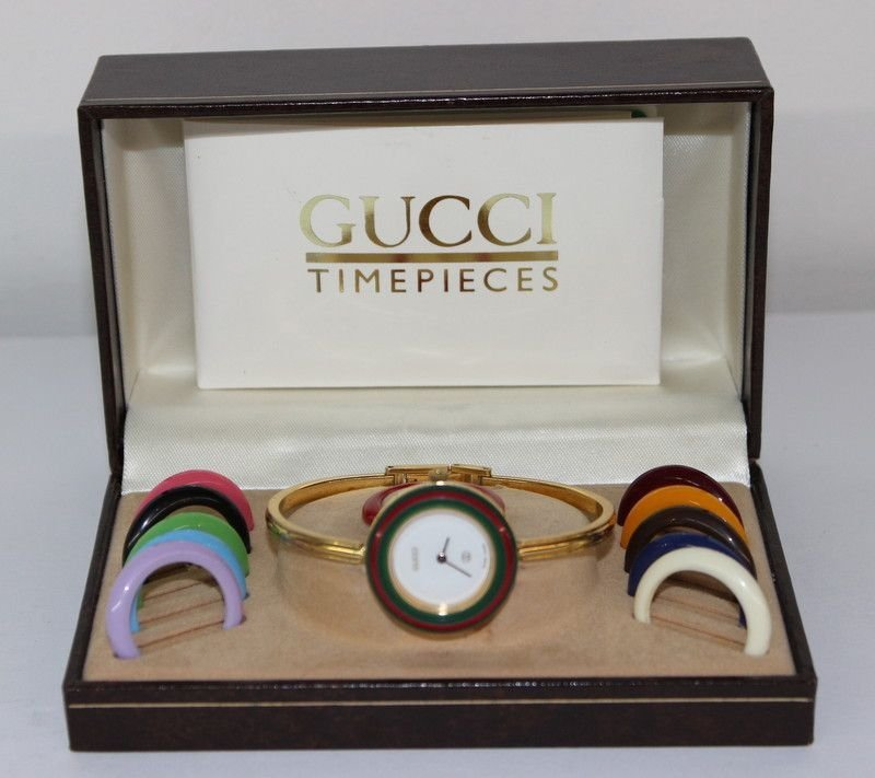 Gucci Swiss Made Watch