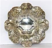 Reed  Barton Francis 1st Sterling Silver Bowl