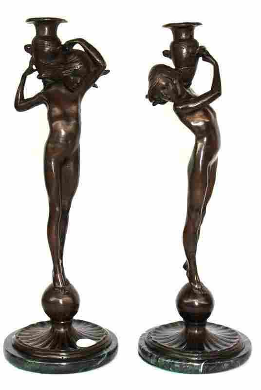 Pair of After Edward McCartan (American 1879-1947) Nude