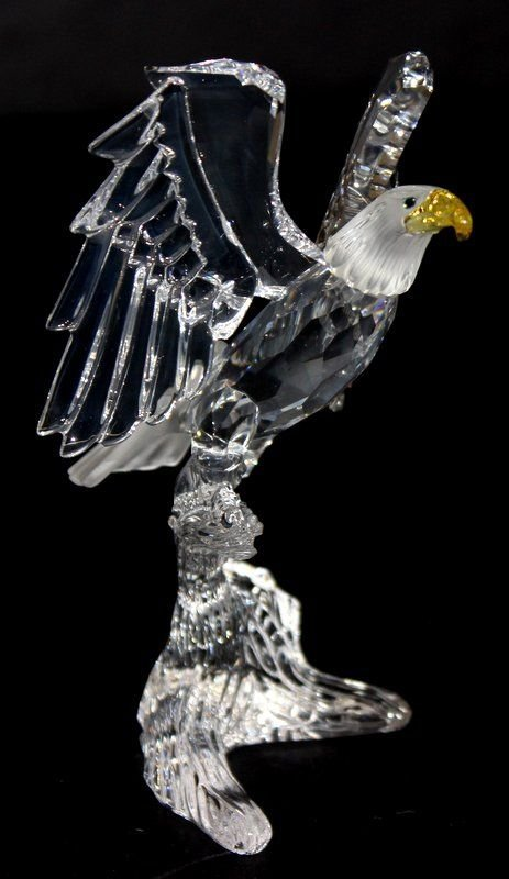 Swarovski Crystal Bald Eagle