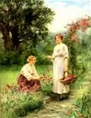 Henry John Yeend King (British 1855-1924) Oil Painting