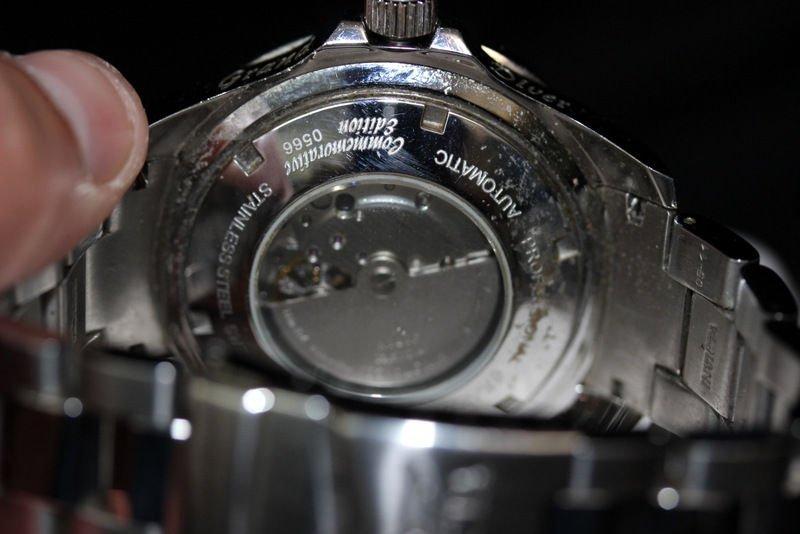 Invicta Grand Diver Commemorative Edition with Mother - 3