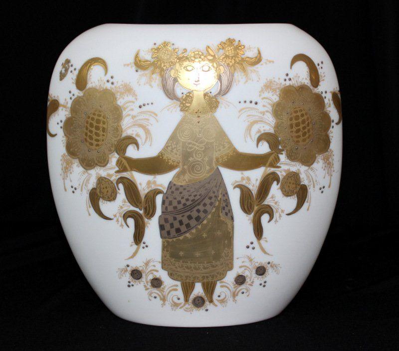 Rosenthal Bjorn Winblad Porcelain Vase