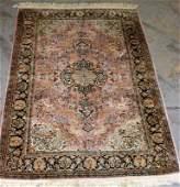 Kashmir Art Silk Oriental Rug