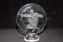 "Rene Lalique ""Archer Car Mascot"""