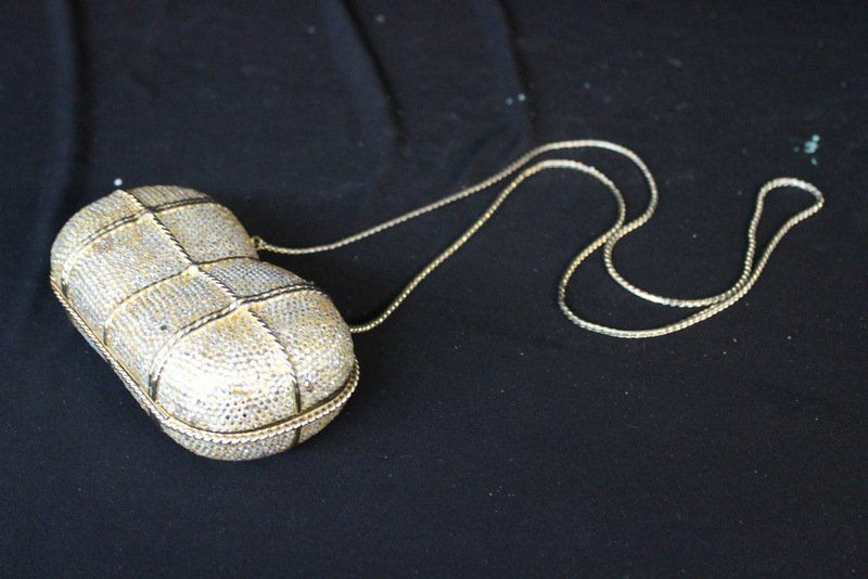 Judith Leiber Swarovski Crystal Purse
