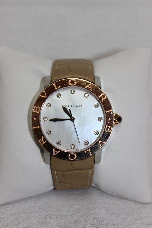 Bvlgari Mechanical Movement Automatic Watch