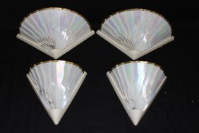 4 Fan Sconce Lamps