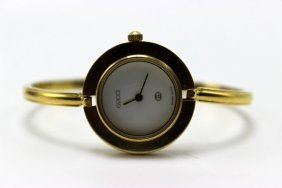 Vintage Gucci Interchangable Bezel Watch
