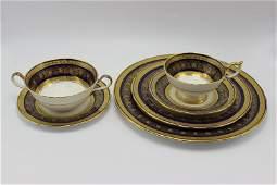 75 Pc. Aynsley England Bone China Set