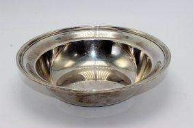 Beautiful Gorham Sterling Bowl