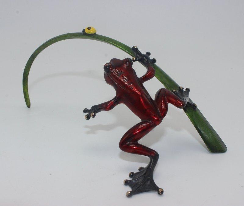 Tim Cotterill Frogman Bronze Figure
