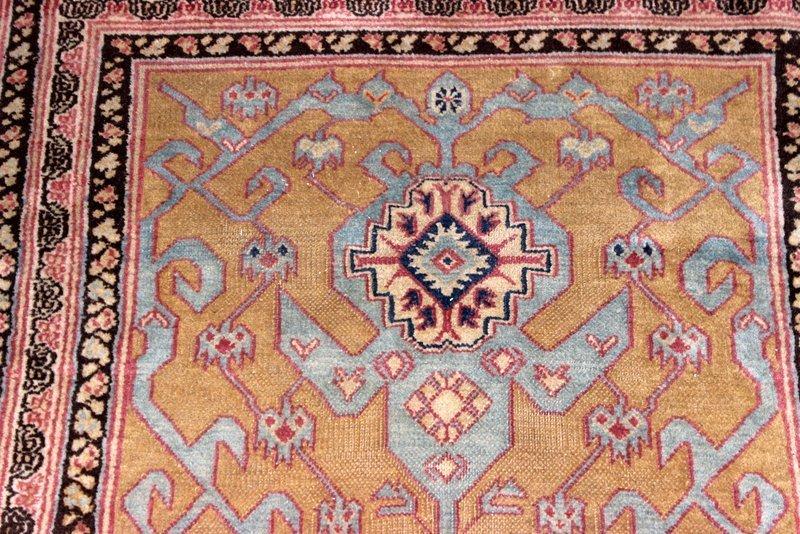 100% Wool Caucasian Rug - 3