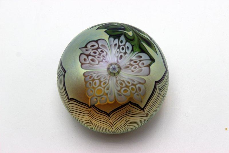 Orient & Flume Iridiscent Paperweight