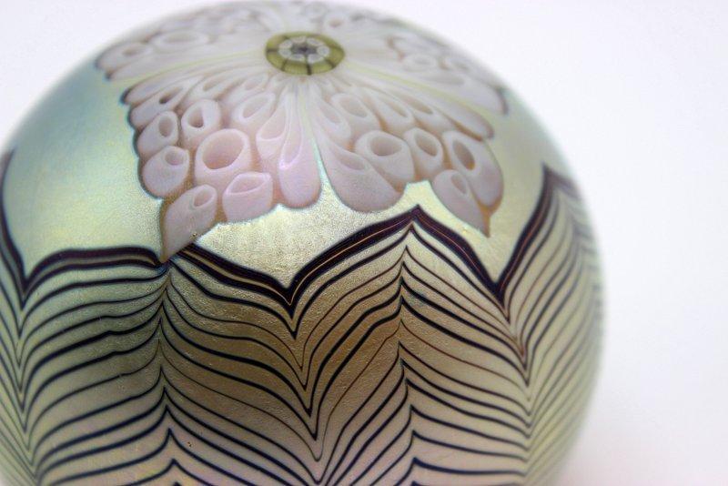 Orient & Flume Iridiscent Paperweight - 2