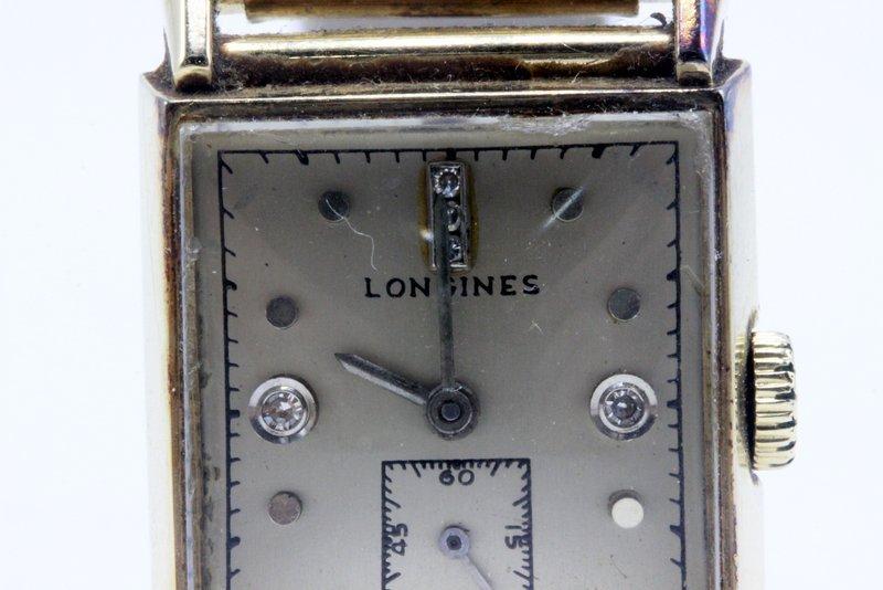 Vintage Longines 14Kt YG & Stainless Steel Men's Watch - 2