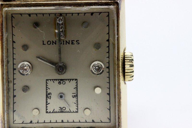 Vintage Longines 14Kt YG & Stainless Steel Men's Watch - 3