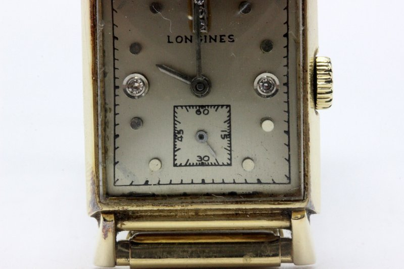 Vintage Longines 14Kt YG & Stainless Steel Men's Watch - 4