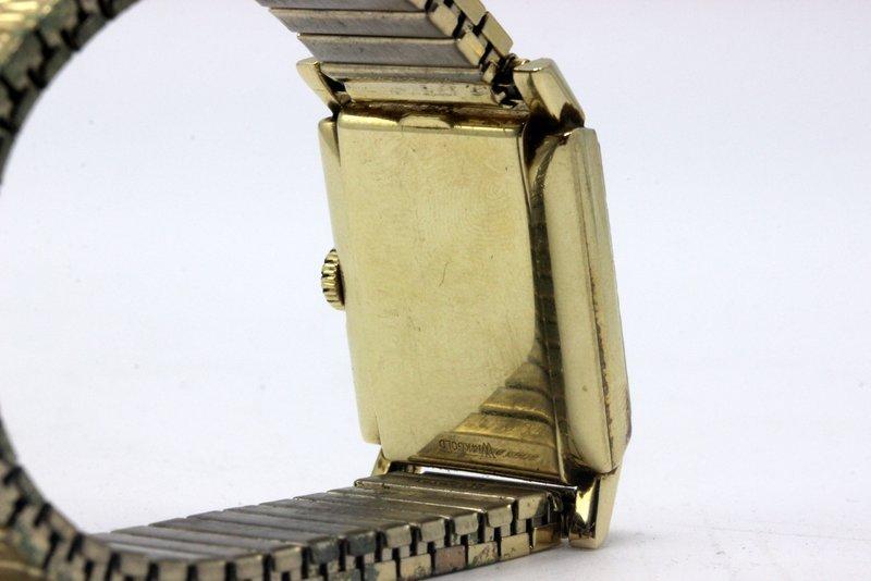 Vintage Longines 14Kt YG & Stainless Steel Men's Watch - 5